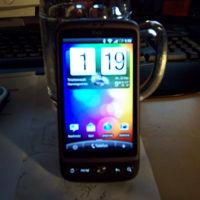 Bild meines HTC Desire