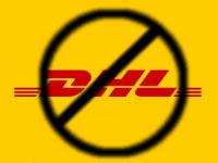 DHL - nein danke
